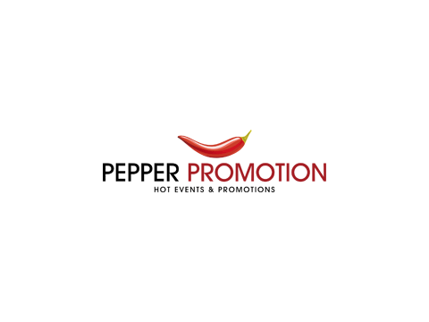 Projektowanie logo - Pepper Promotion Hot Events & Promotions