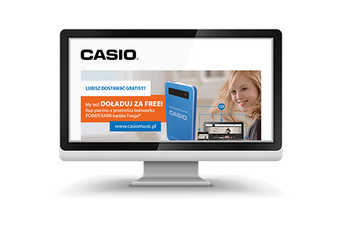 Mailing | Casio Music